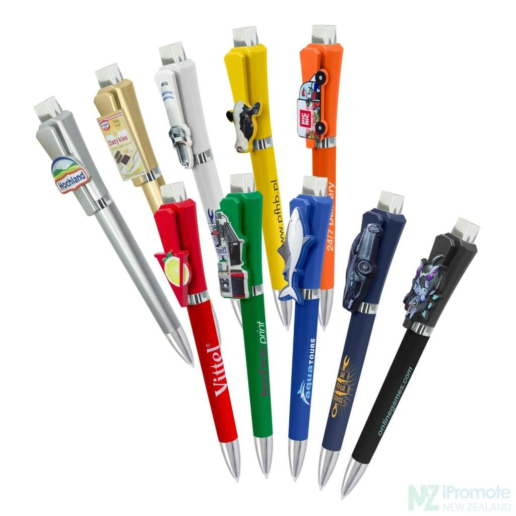 Optimus Pen | Ipromote Nz Plastic Pens