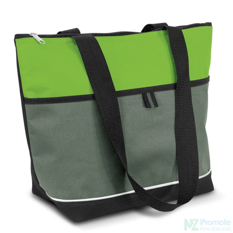 Image of Outback Lunch Cooler Bag Bright Green