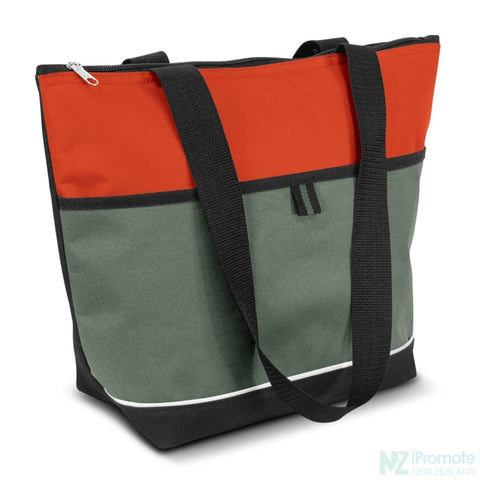 Outback Lunch Cooler Bag Orange