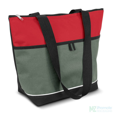 Outback Lunch Cooler Bag Red