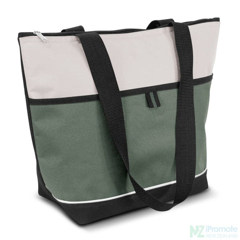 Outback Lunch Cooler Bag White