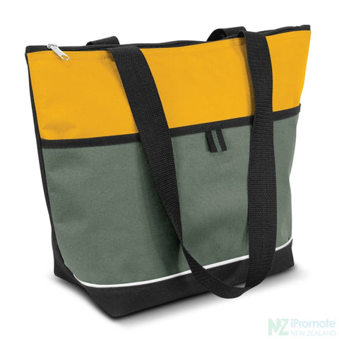 Outback Lunch Cooler Bag Yellow
