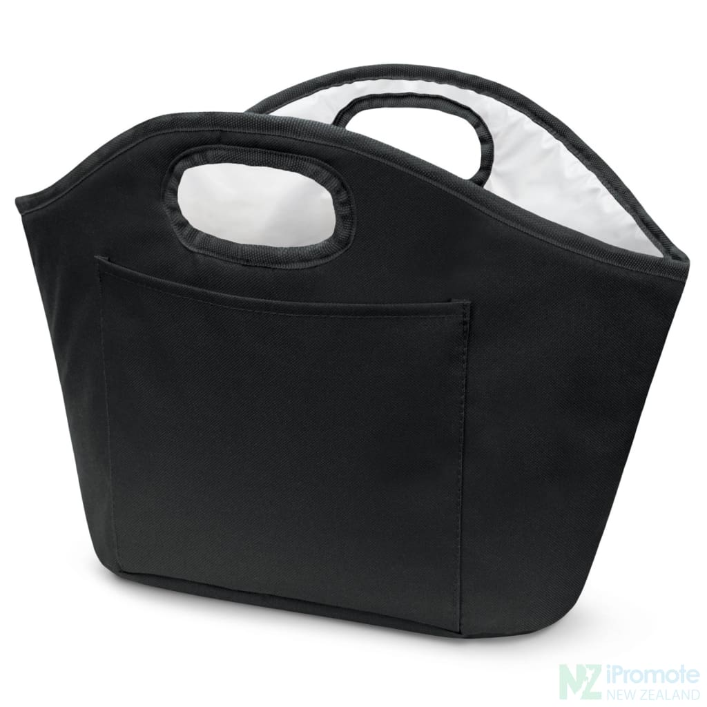 Party Ice Bucket Black Cooler Bag