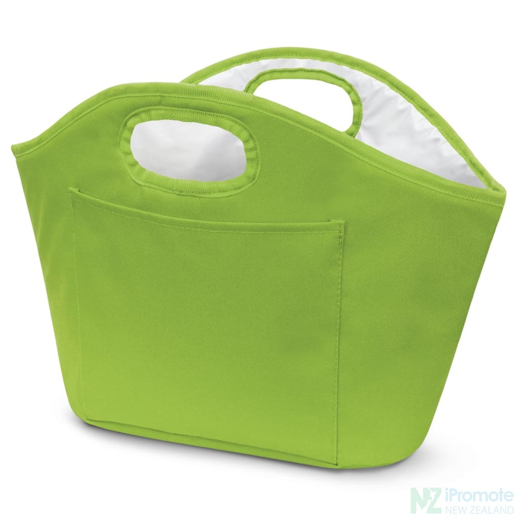 Party Ice Bucket Bright Green Cooler Bag