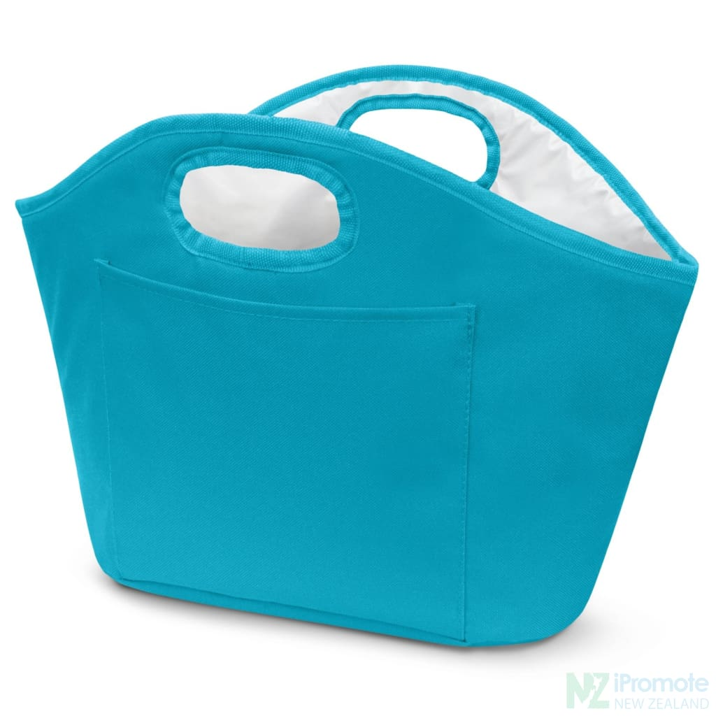 Party Ice Bucket Light Blue Cooler Bag