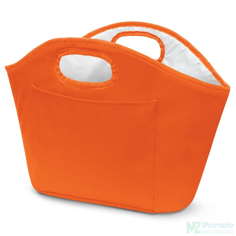Party Ice Bucket Orange Cooler Bag