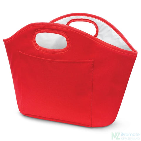 Party Ice Bucket Red Cooler Bag