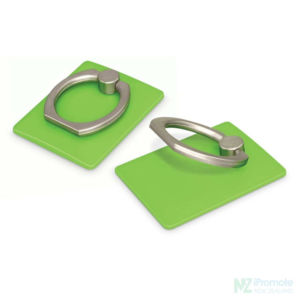 Phone Grip Stand Bright Green Tech Accessories