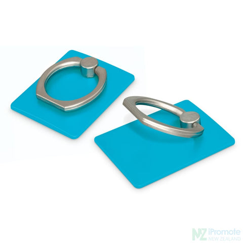 Phone Grip Stand Light Blue Tech Accessories