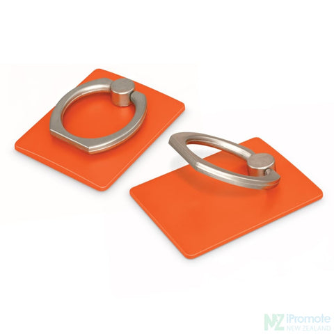 Phone Grip Stand Orange Tech Accessories