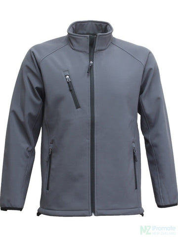 Pro2 Softshell Jacket Dark Grey / S Jackets