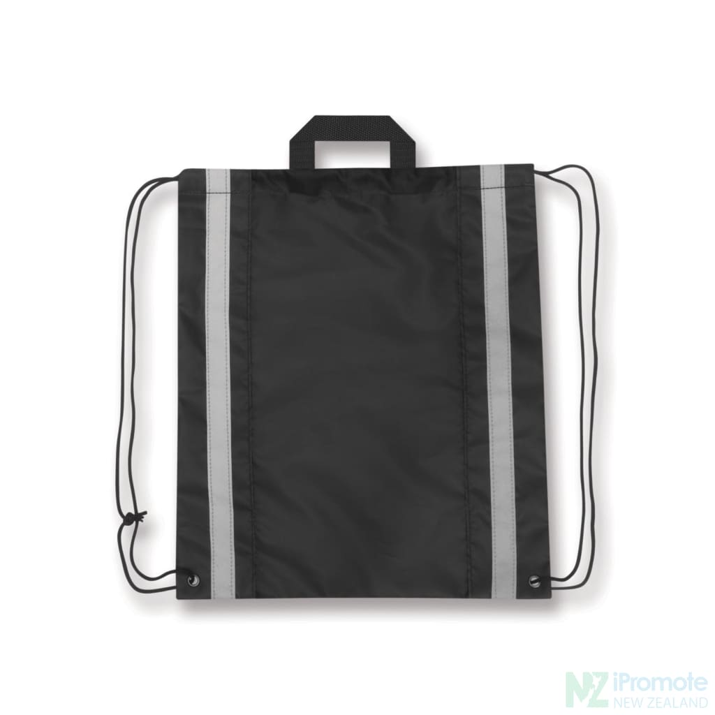 Reflecta Drawstring Backpack Black Bag