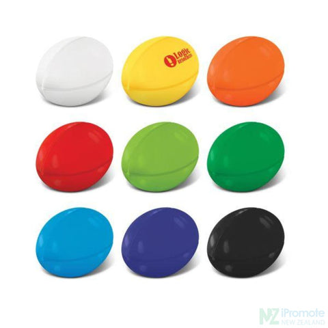 Image of Rugby Ball Stress Reliever Relievers