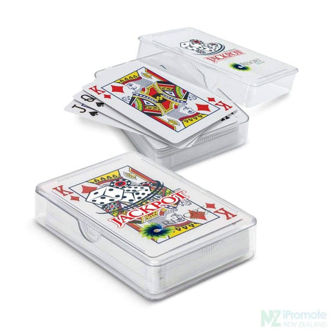 Image of Saloon Playing Cards