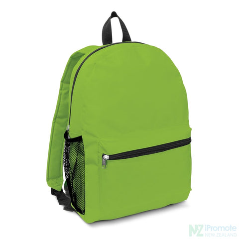 Scholar Backpack Bright Green