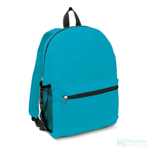 Scholar Backpack Light Blue