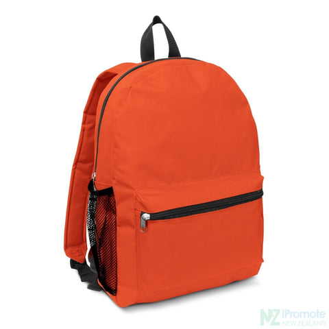 Scholar Backpack Orange