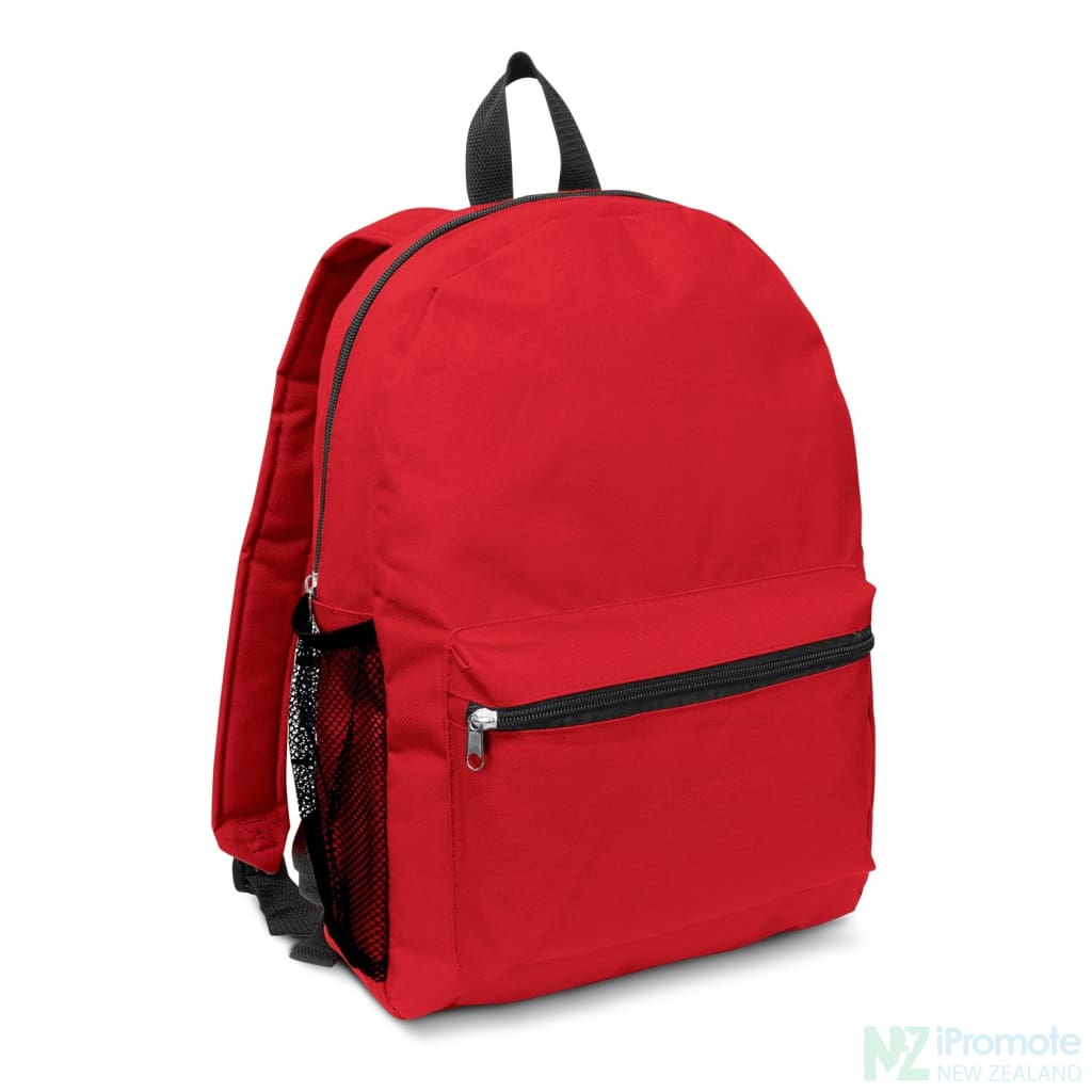 Scholar Backpack Red