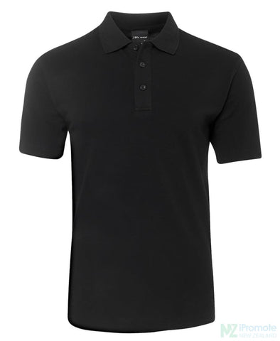 Signature Polo Black (Upf 50+) Shirts
