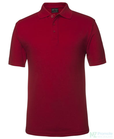 Signature Polo Dk Red (Upf50+) Shirts