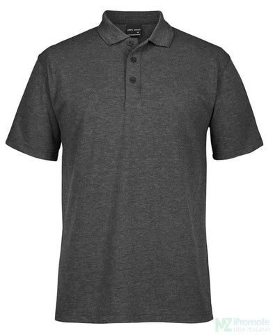 Signature Polo Graphite Marle (Upf 50+) Shirts