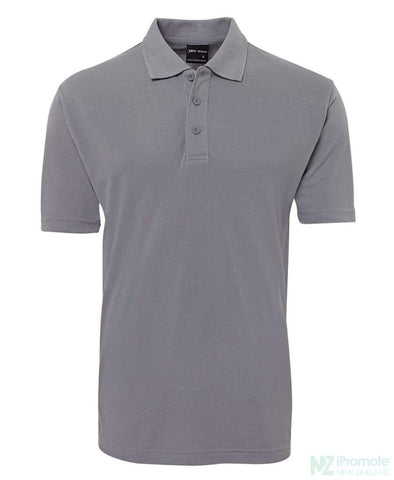 Signature Polo Grey Marle (Upf 50+) Shirts