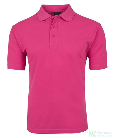 Signature Polo Hot Pink (Upf 50+) Shirts