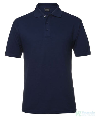 Signature Polo Jnr Navy (Upf 40) Shirts