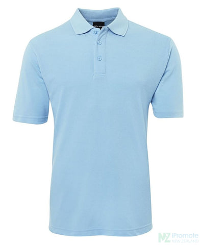 Signature Polo Lt Blue (Upf 35) Shirts