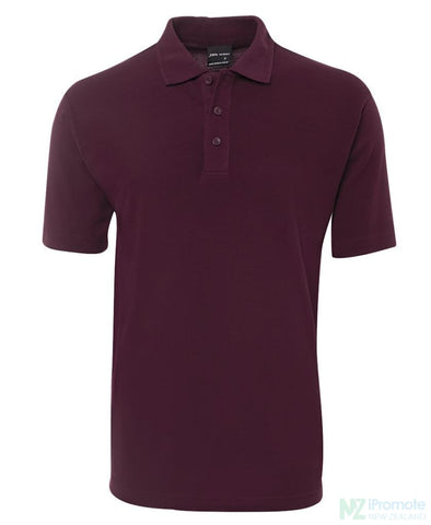 Signature Polo Maroon (Upf 50+) Shirts