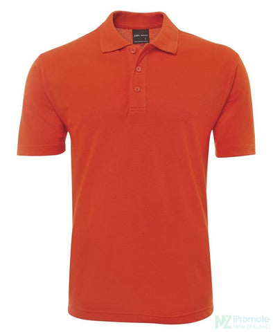 Signature Polo Orange (Upf 50+) Shirts