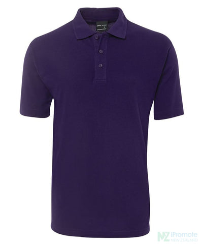 Signature Polo Purple (Upf 50+) Shirts