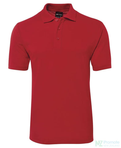 Signature Polo Red (Upf 50+) Shirts