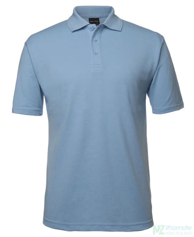 Signature Polo Sky Blue (Upf 30) Shirts