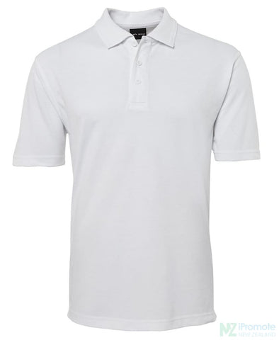 Signature Polo White (Upf 50) Shirts