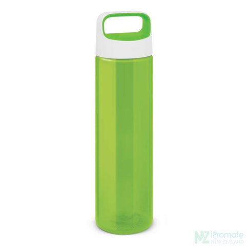 Image of Solana Drink Bottle Bright Green Plastic Bpa Free