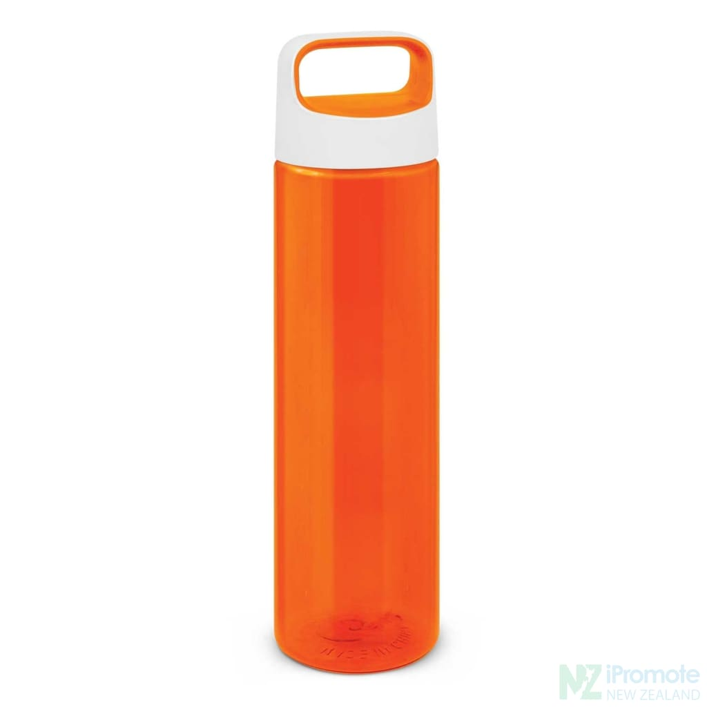 Solana Drink Bottle Orange Plastic Bpa Free