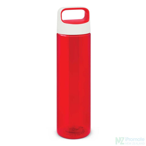 Solana Drink Bottle Red Plastic Bpa Free