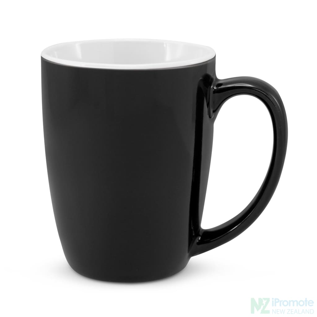 Sorrento Mug Black Mugs