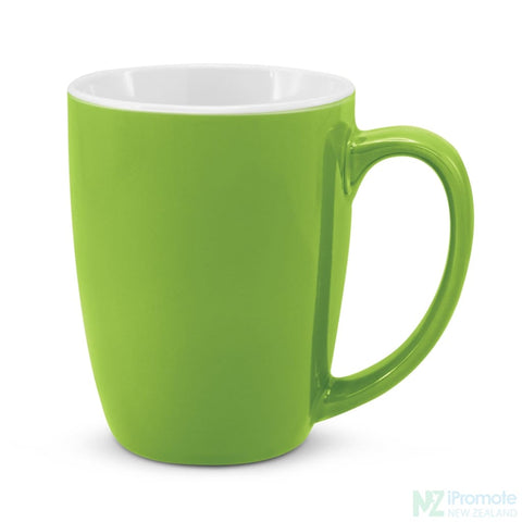 Image of Sorrento Mug Bright Green (369C) Mugs