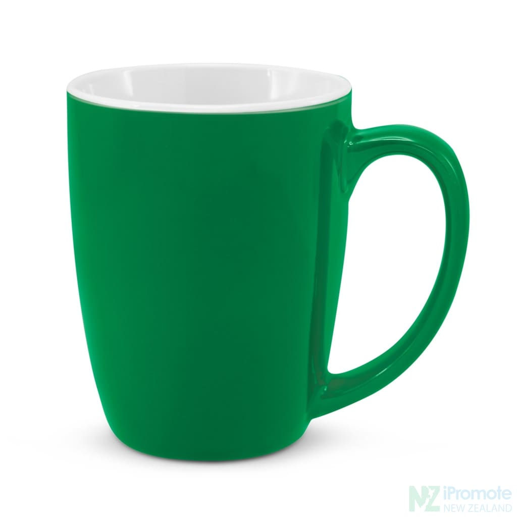 Sorrento Mug Dark Green (2273C) Mugs