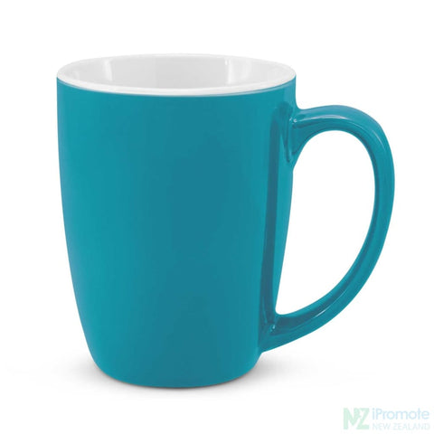 Image of Sorrento Mug Light Blue (7689C) Mugs