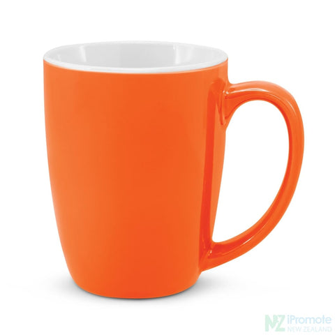 Image of Sorrento Mug Orange (2026C) Mugs