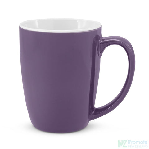 Image of Sorrento Mug Purple (7669C) Mugs