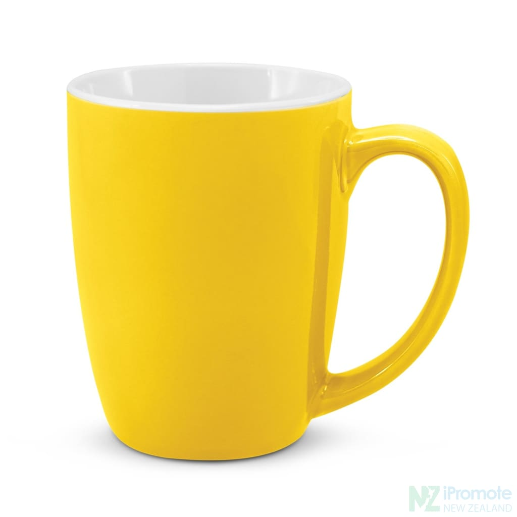 Sorrento Mug Yellow (115C) Mugs