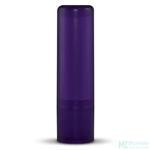 Image of Spf10 Lip Balm In Assorted Colour Tubes Purple