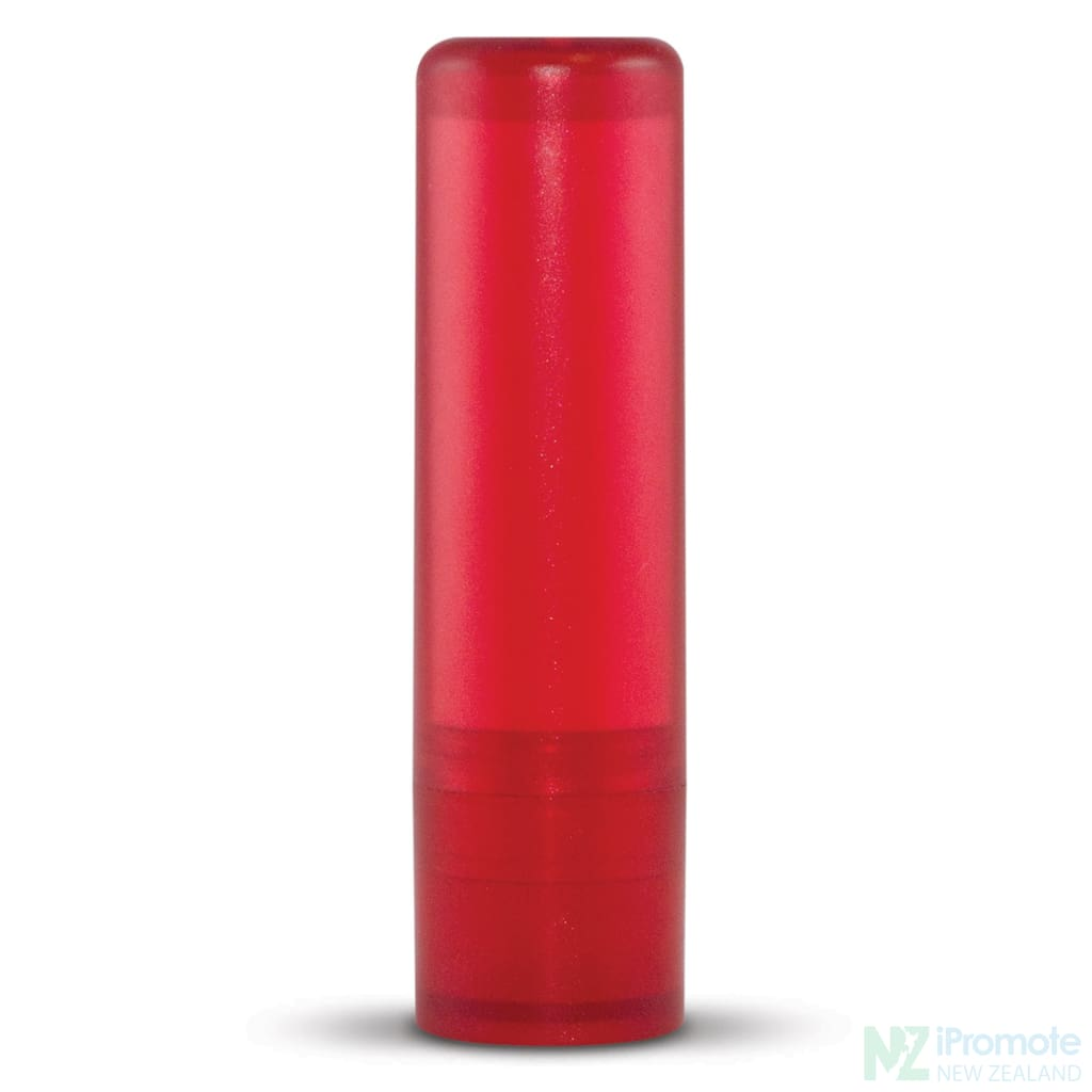 Spf10 Lip Balm In Assorted Colour Tubes Red
