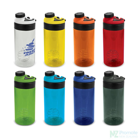Sports Shaker With Metric Markings Bottle