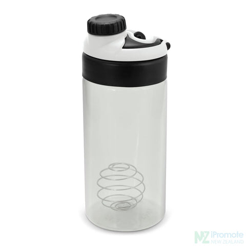 Image of Sports Shaker With Metric Markings Clear Bottle