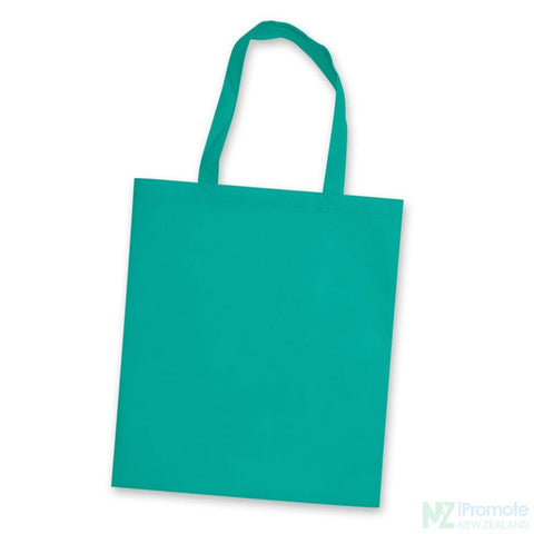 Image of Standard Size Viva Tote Bag Teal Bags